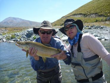 Aspiring Fly Fishing Wanaka