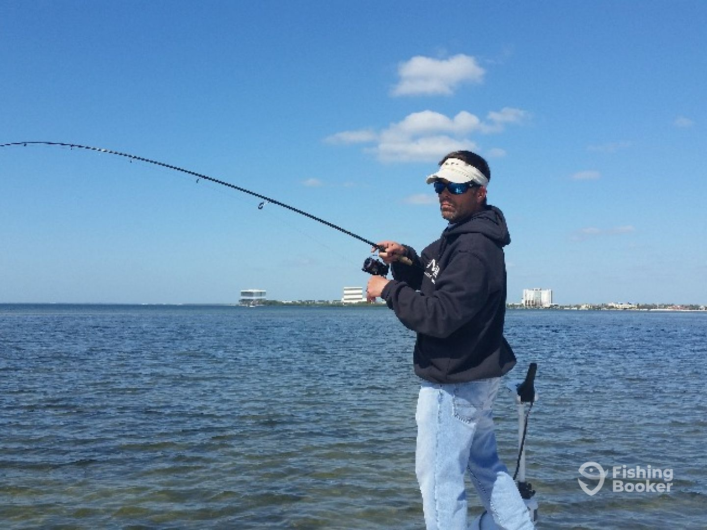 Red fin addict inshore charters englewood fl fishingbooker for Fishing charters englewood fl