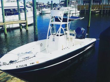 Soulwater Charters—23'