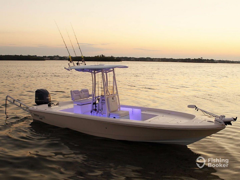 Patriot guide service port o 39 connor tx fishingbooker for Port o connor fishing
