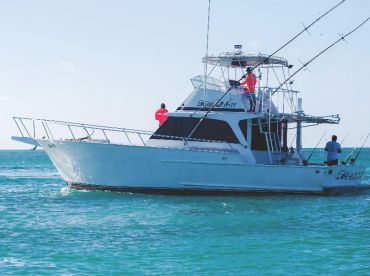 Kristel Fishing Aruba - 44' Striker