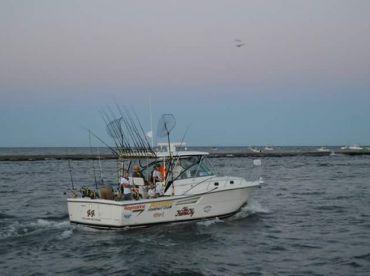 J J Sport Fishing Charters