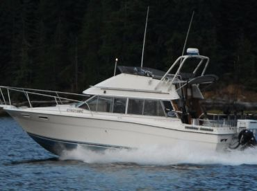 Runaway Adventures Sportfishing, Port Alberni