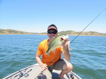 Bass Catch In Santa Clara