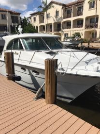 Catamarans Extremely Stable Fishing Boat for Smooth Open Water Rides and Safe Fishing Trips in South Florida. Crown Fishing Charters, Boynoton Beach, Inlet