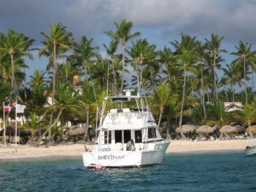 First Class Fishing - Shekinah, Punta Cana