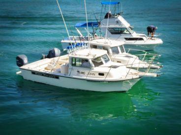 Baja Pirates Fleet - 25ft Big John