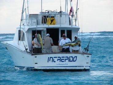 First Class Fishing - Intrepido, Punta Cana