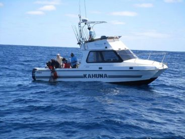 Xtreme Fishing Charters, Cape Town
