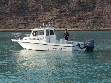 Baja Pirates Fleet - 25ft Emil P