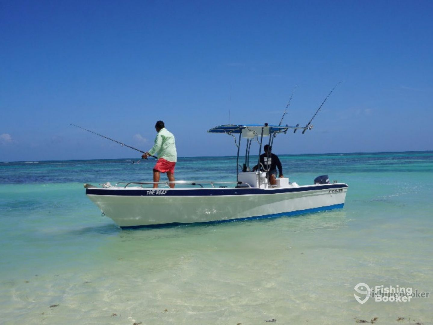 Atlántida Inshore and Fly Fishing