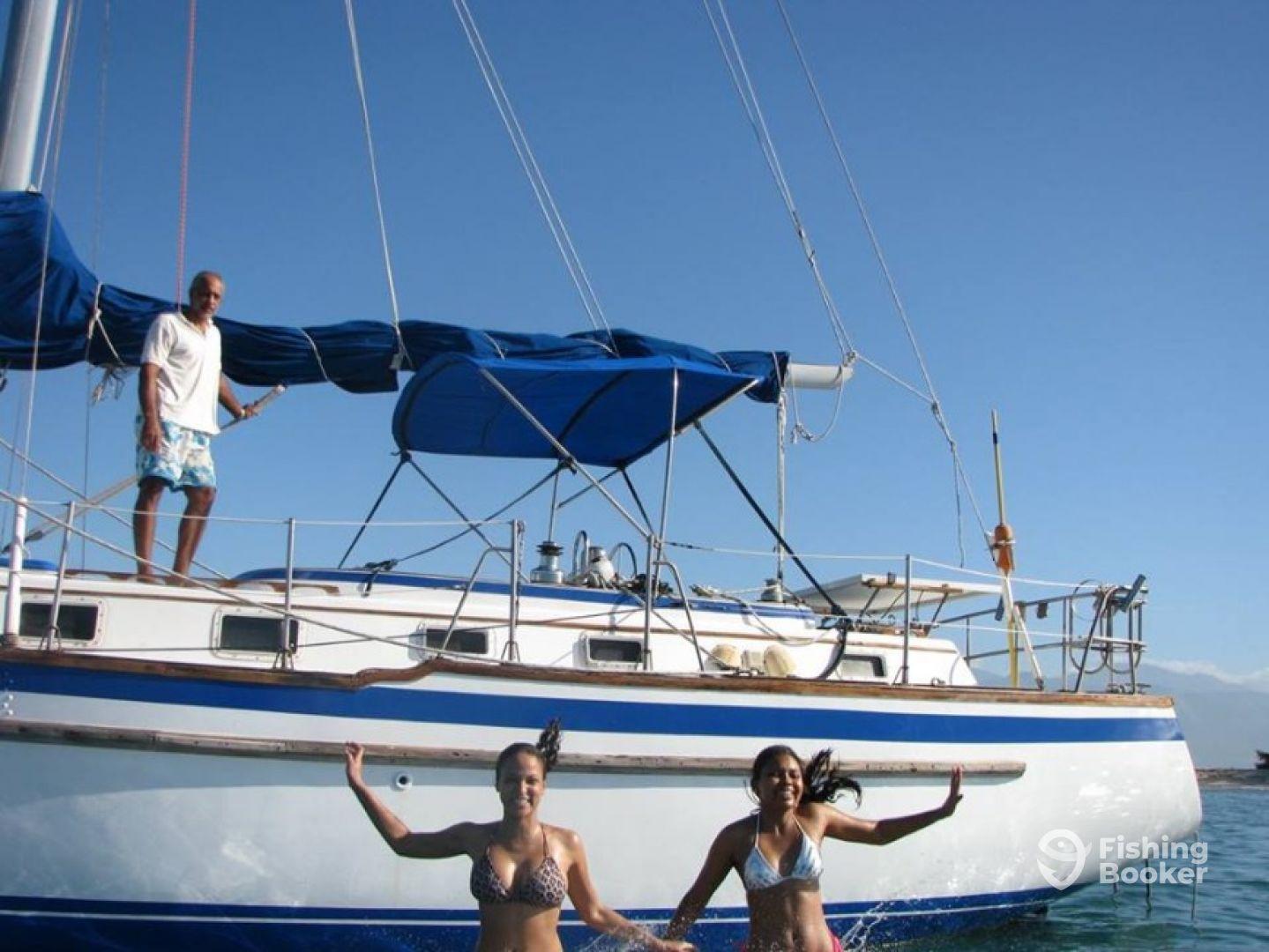 Jamaica sailing adventures montego bay jamaica for Jamaica fishing charters