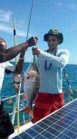 Jamaica Sailing Adventures Trolling .