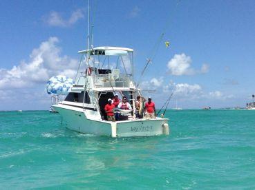 First Class Fishing Charter - 38ft