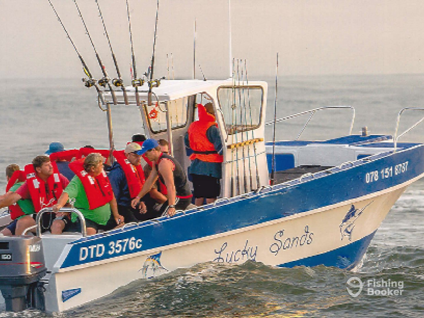 Lucky Sands Fishing Charters Margate Updated 2019 Prices