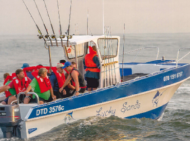 Lucky Sands Fishing Charters