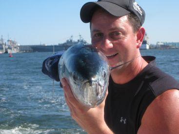 Deep Sea Fishing - Tuna