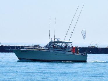 Nicky Boy Charter Fishing Service, Port Washington