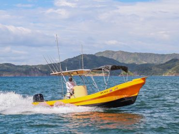 Boos Adventures - 27 ft Panga