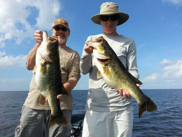 Bass Fishing Florida Guide, Clewiston