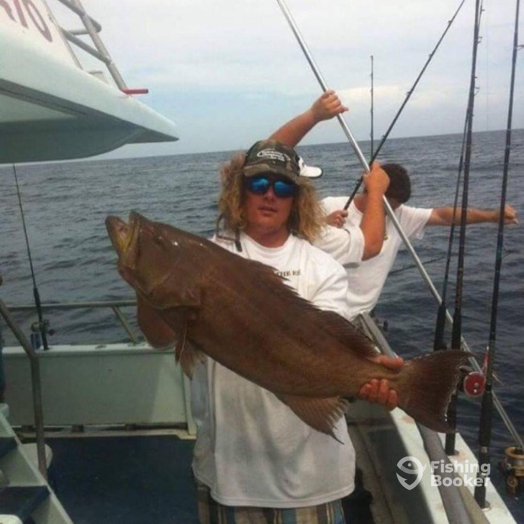 Reward fishing fleet party boat miami fl fishingbooker for Reward fishing fleet