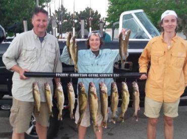 FISHIN ADDICTION GUIDE SERVICE LLC, Green Bay