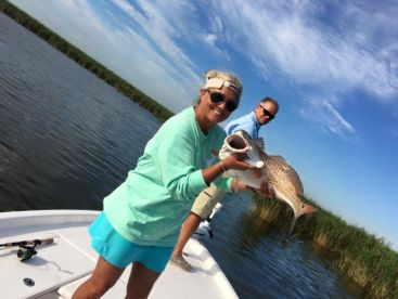 Fin Twisters Fishing Guide Services, Buras