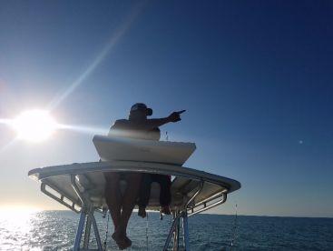 Sightseeing w/ Capt. C.J.  Captiva, FL