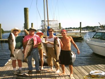Reel Steal Fishing Charters