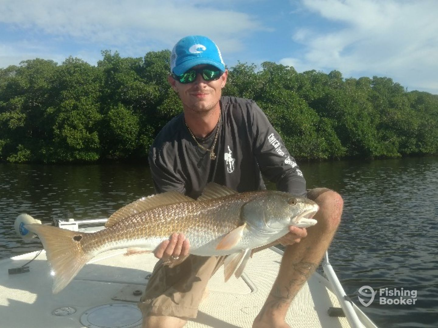 capt dave spargurs charters englewood fl fishingbooker