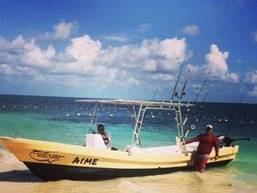 Living A Dream Sport Fishing , Puerto Morelos