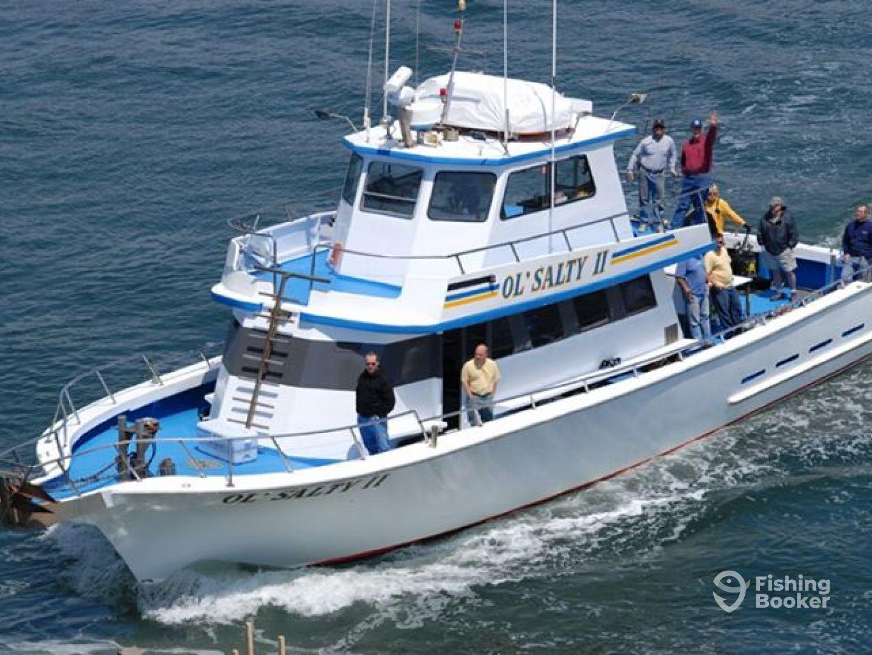 Ol salty ii sports fishing belmar nj fishingbooker for Belmar nj fishing boats