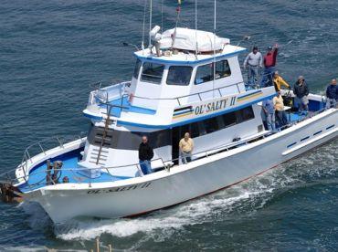 Ol' Salty II Sports Fishing, Belmar