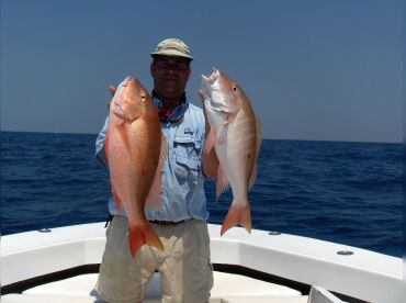Offshore, nice eaters