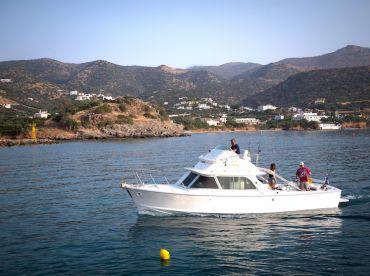 Fishing Crete Island - Betram