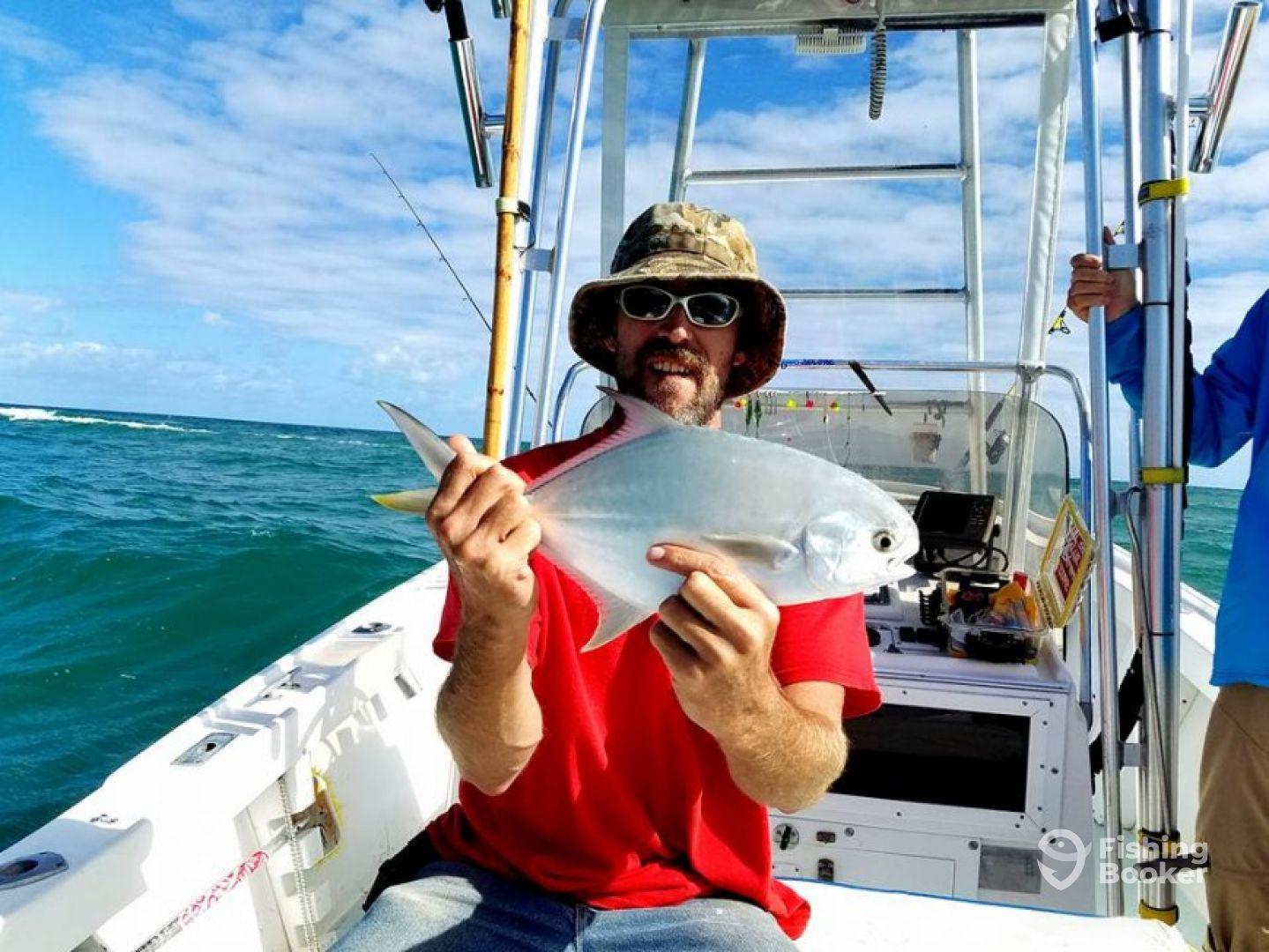 Treasure coast fishing charters stuart fl fishingbooker for Stuart fishing charter