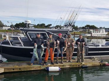 Winchesterbay Charters, Winchester Bay