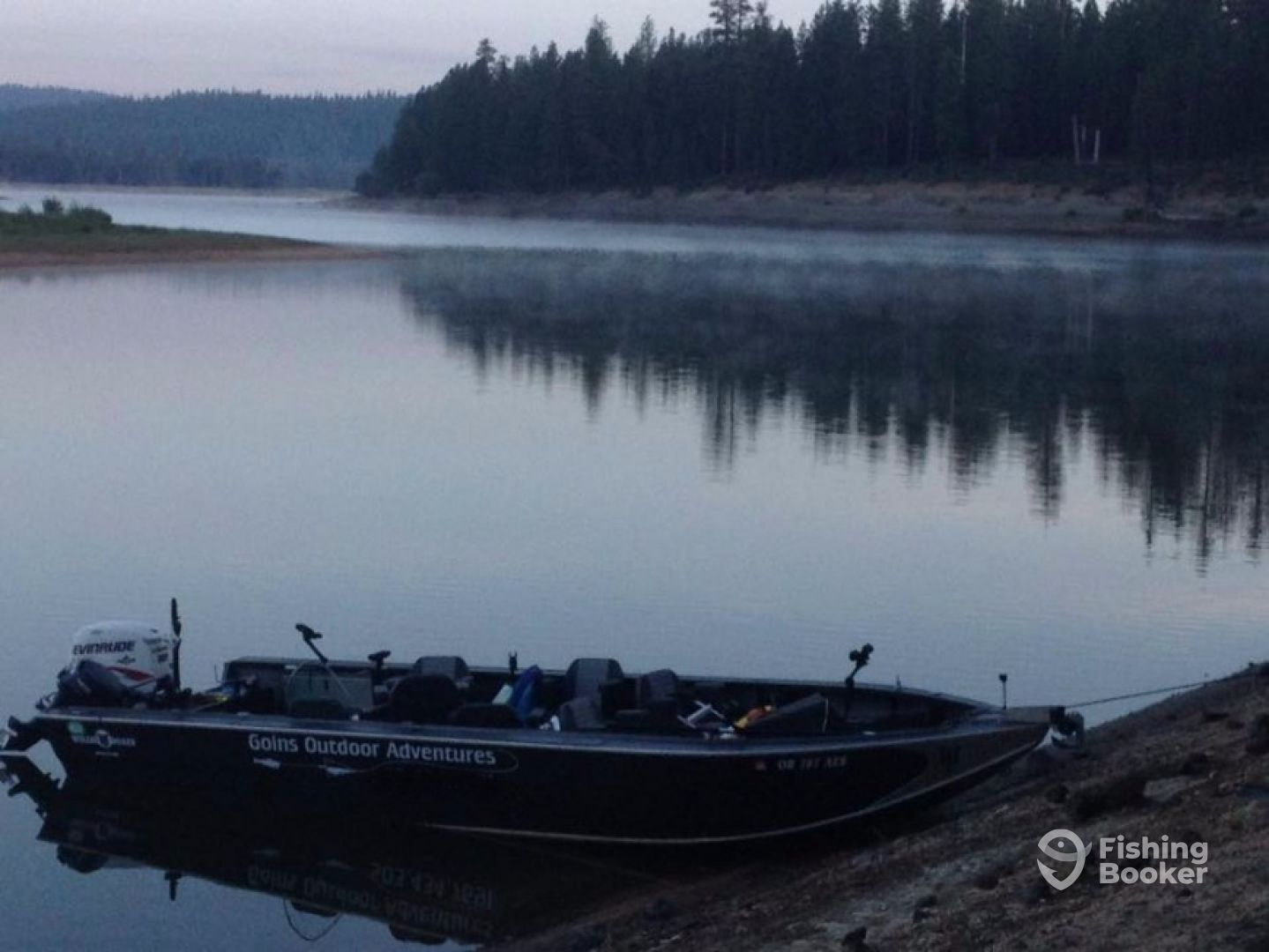 Goins Outdoor Adventures Power Boat Goins Outdoor