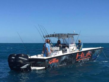 Two Conchs Charters - Jab