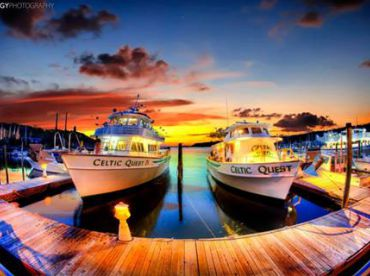 Celtic Quest Fishing Fleet, Port Jefferson