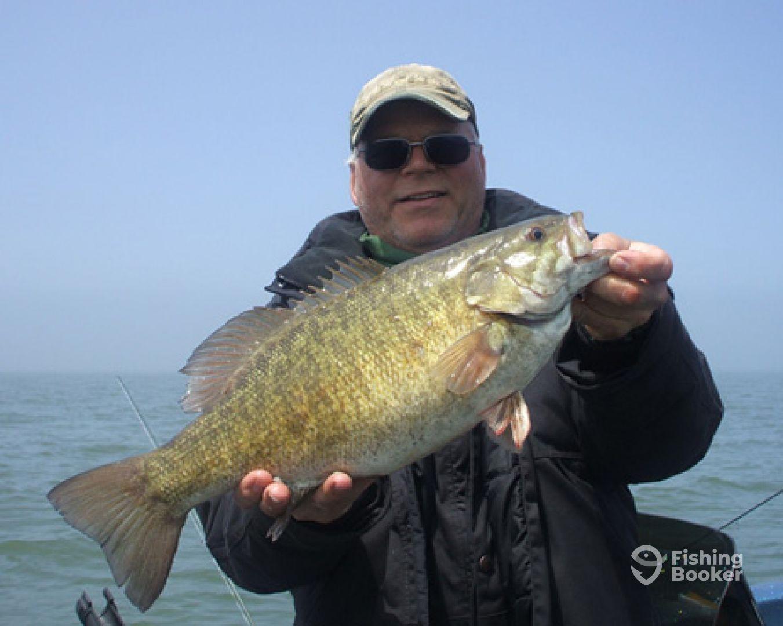 Schultz sportfishing charter buffalo ny fishingbooker for Fishing in buffalo ny