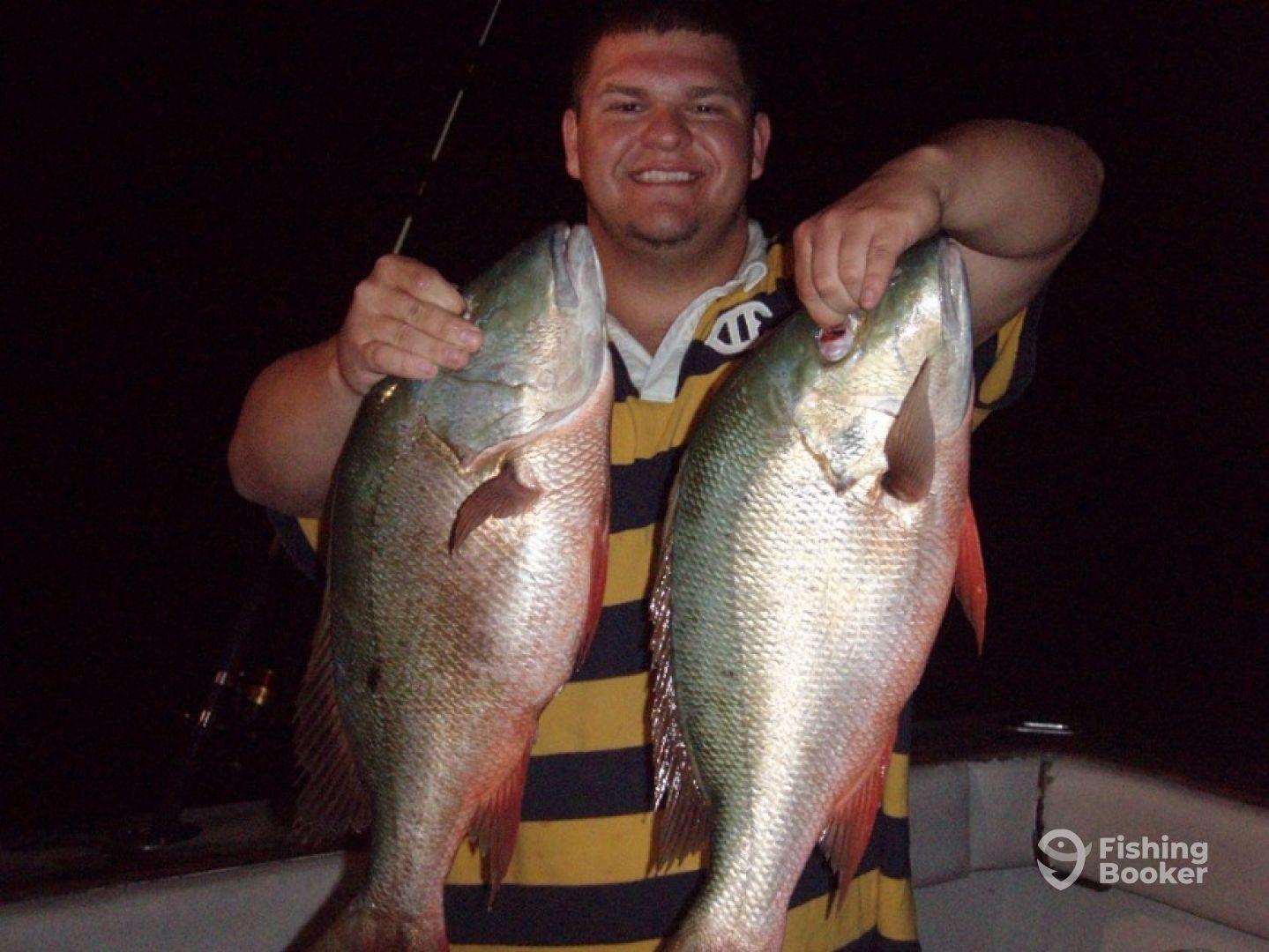 Fish master deep sea fishing micco fl fishingbooker for Sebastian fishing charters