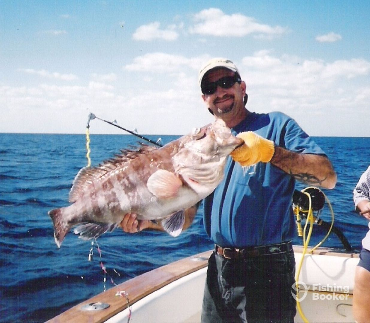 Fish master deep sea fishing micco fl fishingbooker for Best deep sea fishing in florida