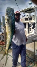 Now that's a Mahi!