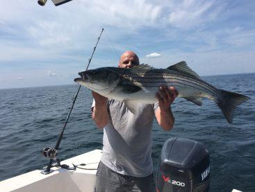 S.O.S. Fishing Charters Boston, Quincy