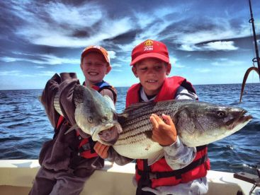 High Hook Charter Fishing, Duxbury