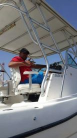 captain with 15 year of experience in big game fishing in gibraltar