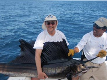 Guatemala Fishing Tours - Kalipso