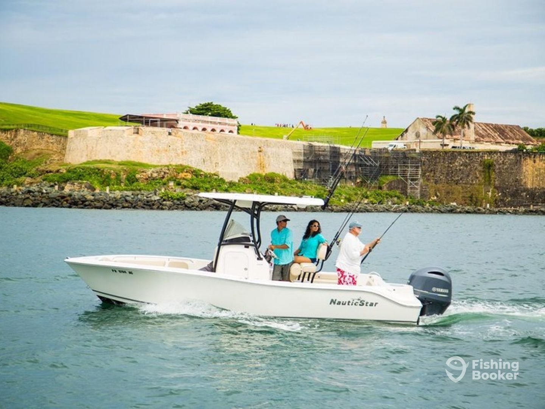 Blue Rush PR Fishing Charters