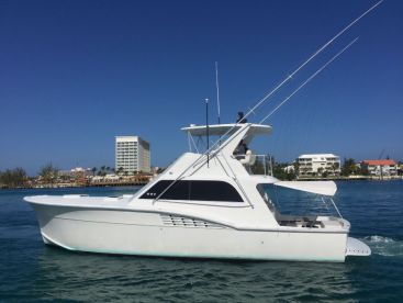 Hunter Charters - 48' Hatteras